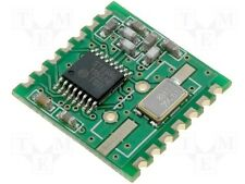 RFM12B 433Mhz Wireless Transceiver from HopeRF, RFM12B-433S2P