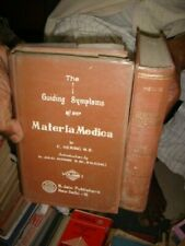 THE GUIDING SYMPTOMS OF THE MATERIA MEDICA BY C HERING VOL I II III - 3 IN 1 LOT