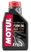 Olio Forcella Factory Line Motul Fork Oil Medium Sae 10W 100% Sintetico