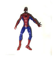 Marvel Universe Series 4 # 007 Spider Man Loose Action Figure