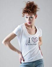 JEAN'S PAUL GAULTIER JPG stretch t-shirt maglietta donna I❤CASANOVA S M BNWT
