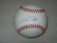 RONDELL WHITE AUTOGRAPHED SIGNED MLB SELIG BASEBALL EXPOS CUBS