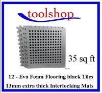Awning Tiles mats interlocking EVA Floor Awning Tiles 8 Tiles 13 mm EXTRA thick