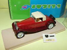 DELAGE D8S CABRIOLET 1932 CAPOTE ELIGOR 1004