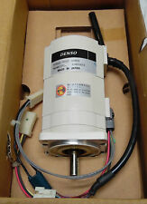 NEW Denso 4th Axis Robot Servo Motor, MQM022T4V, 410622-0900,  Warranty
