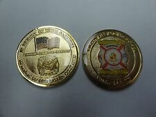 CHALLENGE COIN TRI CITY FIRE AND EMS SCHOOL IN HONOR OF OUR FALLEN COMRADES
