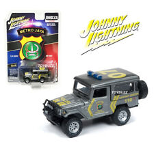 JOHNNY LIGHTNING 1:64 TOYOTA FJ 40 LAND CRUISER METRO JAYA JLCP7190 Indonesia