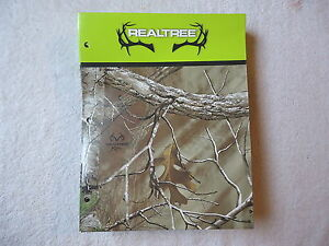 """Lot Of 22 RealTree Notebook Folders """" NOS """" Great for Hunting / Fishing Clubs et"""