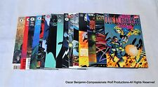 Batman Crossover Lot!  DC!  Marvel!  Image!  Dark Horse!  Comico!  15 Issues!