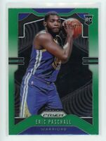 2019-20 Eric Paschall Panini Prizm Green Rookie RC #279