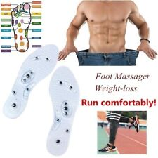 1 pair Magnetic Therapy Magnet Health Care Foot Massage Insoles Shoe Comfort Pad