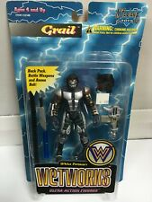 GRAIL Whilce Portacios WETWORKS McFarlane Toys Ultra Action Figures BNIB #12106