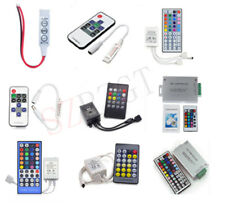 24 44 Key Music IR Remote Double Lines Controller For 5050 RGB Led Strips