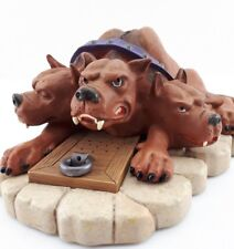 Harry Potter Fluffy the 3-Headed Dog Door Stop Motion-Activated Alarm