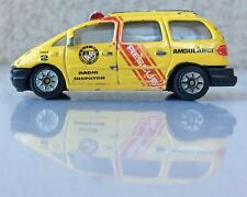 Golden - 1996 Galaxy - Ambulance - Die-Cast Vehicle - Approx Scale 1:64