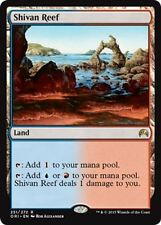 Shivan Reef, Magic Origins