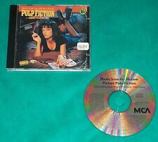 Pulp Fiction OST Tempo de Violencia BRAZIL RARE CD 1994 MCA