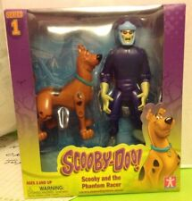 Scooby-Doo! and the Phantom Racer Series 1 Action Figures New MISB