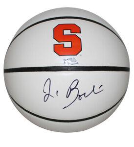 Jim Boeheim Autographed/Signed Syracuse Orangemen Basketball Steiner 30091