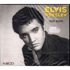 Elvis Presley 3 CD The King Flashback / Columbia Sigillato 0887254739128