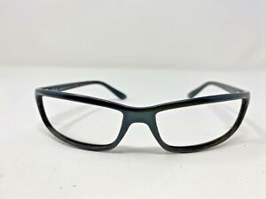 Ray-Ban Sunglasses Frame Italy RB 4034 691-S/81 3P Black Matte Full Rim AA15