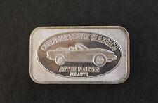 1983 Aston Martin Volante Continental Coin Corp CCC-13 Silver Art Bar P0776