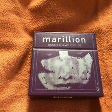 Marillion singles box vol 2 89-95 cd