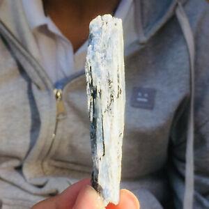 47g Blue Crystal Natural Kyanite Rough Gemstone Mineral Healing Specimen