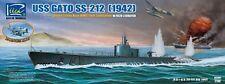 Nuovo 1942 Rc20001 1/200 USA Gato Classe Sottomarino Ss-212 (Dal Giappone) F/ S