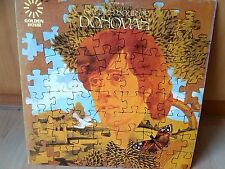 Donovan Lp,, Golden hour of,,  Kult ,Rarr, Puzzle Cover!! No AC/DC