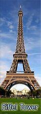 Eiffel Tower fridge magnet Paris France travel souvenir