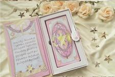 Anime Cardcaptor Sakura Sakura Card SET Comic Ver Gift