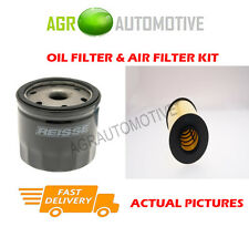PETROL SERVICE KIT OIL AIR FILTER FOR FORD TOURNEO CONNECT 1.6 150 BHP 2013-