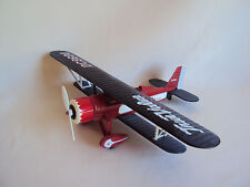 COLLECTIBLE ERTL AIRPLANE TRUE VALUE HARDWARE DIE CAST 1/38 SCALE BANK IN BOX