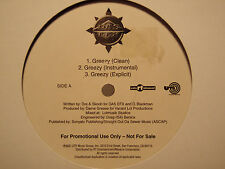 "DAS EFX - GREEZY b/w HOW WE DO (12"")  2003!!!  RARE!!!"