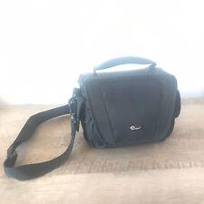 "Lowepro Digital Camera Video Recorder Bag Edit 110 Black Small 7.5"" X 6"" Travel"