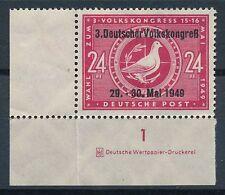 Gebiet SBZ Briefmarken aus Deutschland (ab 1945) für Arbeitswelt-Branchen