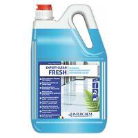 Detergente Pavimenti Profumato Expert Clean Fresh 5 kg Interchem
