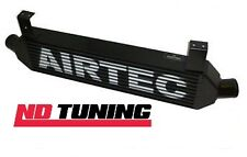 Ford Fiesta Mk6 ST150 Airtec Huge 70mm Core Alloy Intercooler Black or Polished