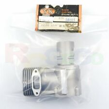 YS ENGINE PARTS CRANKCASE SIDE EXHAUST 61S # YSS6101