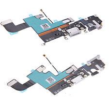 """Iphone 6 4.7"""" A1549 audio manos libres Muelle de Carga Micrófono Puerto Flex Cable Blanco Reino Unido"""