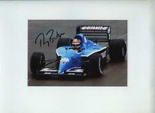 Thierry Boutsen Ligier JS35 F1 Season 1991 Signed Photograph 4