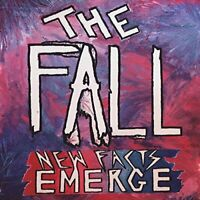 """The Fall - NEW FACTS EMERGE [10"""" VINYL]"""