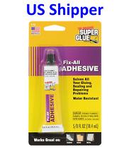 The Original Super Glue Fix All Adhesive (5/8 oz ea)