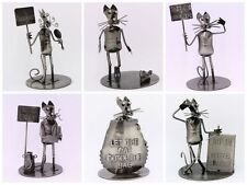 Ornaments/Figurines Metal Cat Collectable Ornaments