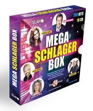 Die Mega Schlager Box