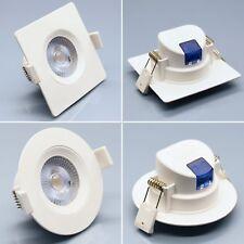 LED Einbaustrahler ALIS 6W Neutralweiß Einbauleuchte Einbauspot Einbaulampe Spot