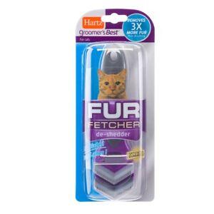 Hartz Groomers Best Fur Fetcher Deshedder For Cats