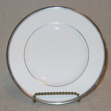 Royal Worcester Viceroy Bread Plate with Platinum Trim