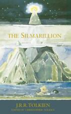 The Silmarillion by J. R. R. Tolkien Hardcover Book 9780261102422 NEW